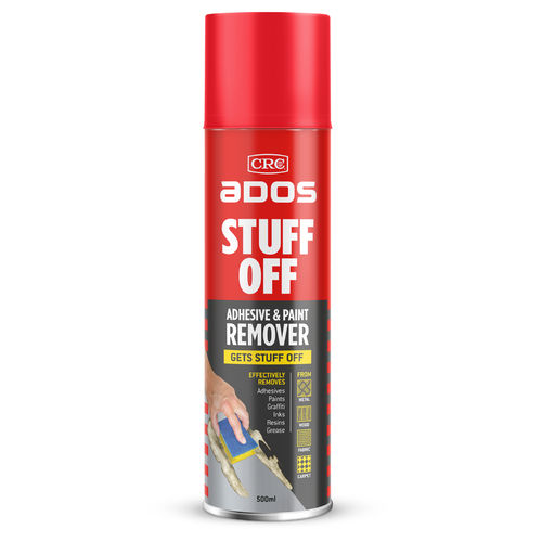 CRC Stuff Off Adhesive Remover 500ml