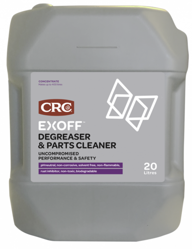 CRC EXOFF Degreaser and Parts Cleaner 20L
