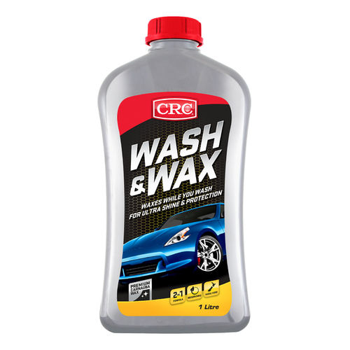 CRC Wash and Wax 1L