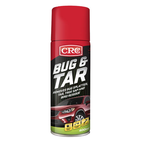 CRC Bug and Tar Remover Aerosol 400ml