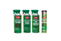 CRC Food Grade Range Lubricants