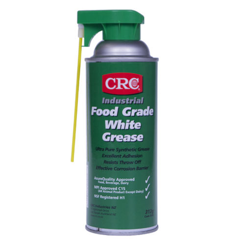 CRC Food Grade White Grease Aerosol 284g