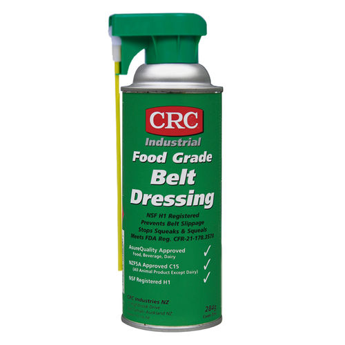 CRC Food Grade Belt Dressing Aerosol 284g