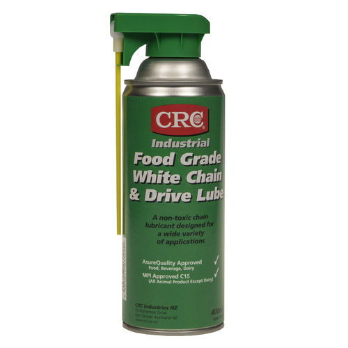 CRC Food Grade White Chain and Drive Lube 400ml