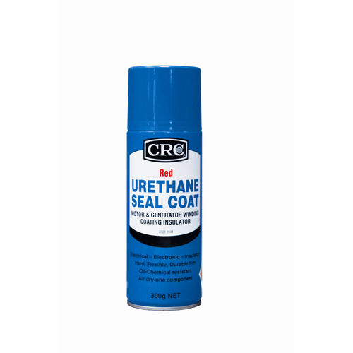 CRC Red Urethane Seal Coat Aerosol 300g