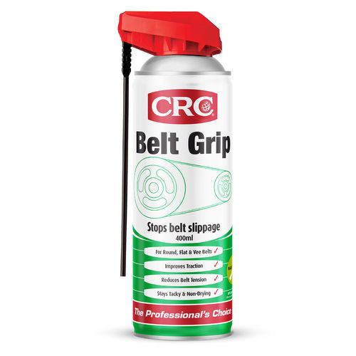 CRC Belt Grip Synthetic Dressing Aerosol 400ml