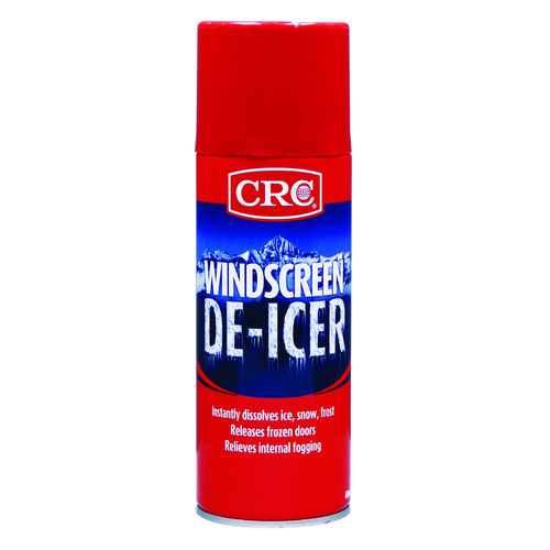CRC Windscreen De-Icer Aerosol Can 400ml