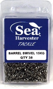 Barrel Swivel 15kg Bulk 38