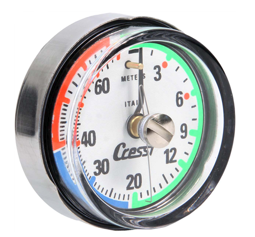 Cressi Depth Gauge Module