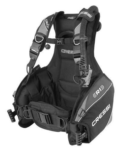 Cressi Buoyancy Compensator R1 (Large)