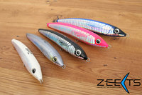 Zeets Stick Baits & Poppers