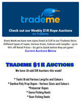 Read entire post: $1R Trademe Auctions - Action Outdoors