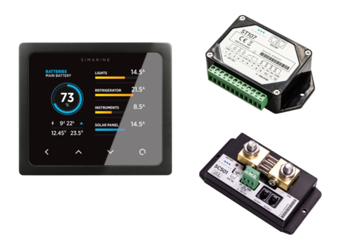 Pico Gold Bundle Battery Monitoring System