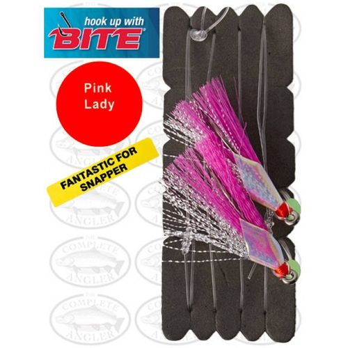 Bite Pink Lady Flash Rig 6/0