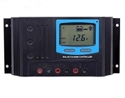 Solar Controller 30 Amp 12/24 Volt/LCD display