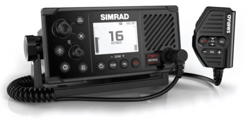 Simrad RS40 VHF radio w DSC & AIS receive
