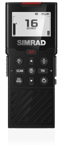 Simrad HS40 Wireless handset for RS40 VHF radio