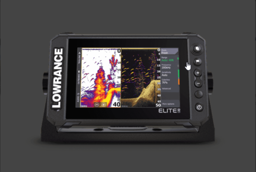 Lowrance ELITE FS 7 - 3-in-1 Transducer
