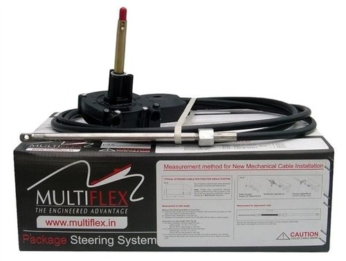 15 Ft Easy Connect Packaged Steering System
